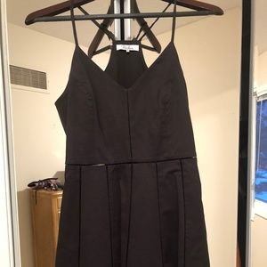 Black Party Dress - Parker - Small